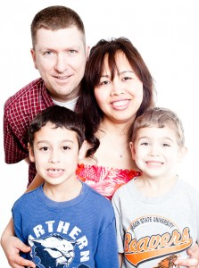 The 1 Year Sabbatical Family