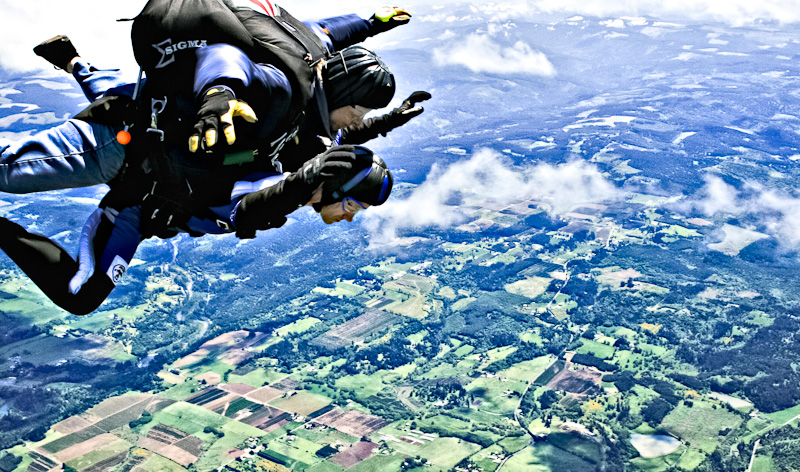 Mark Powers Skydiving